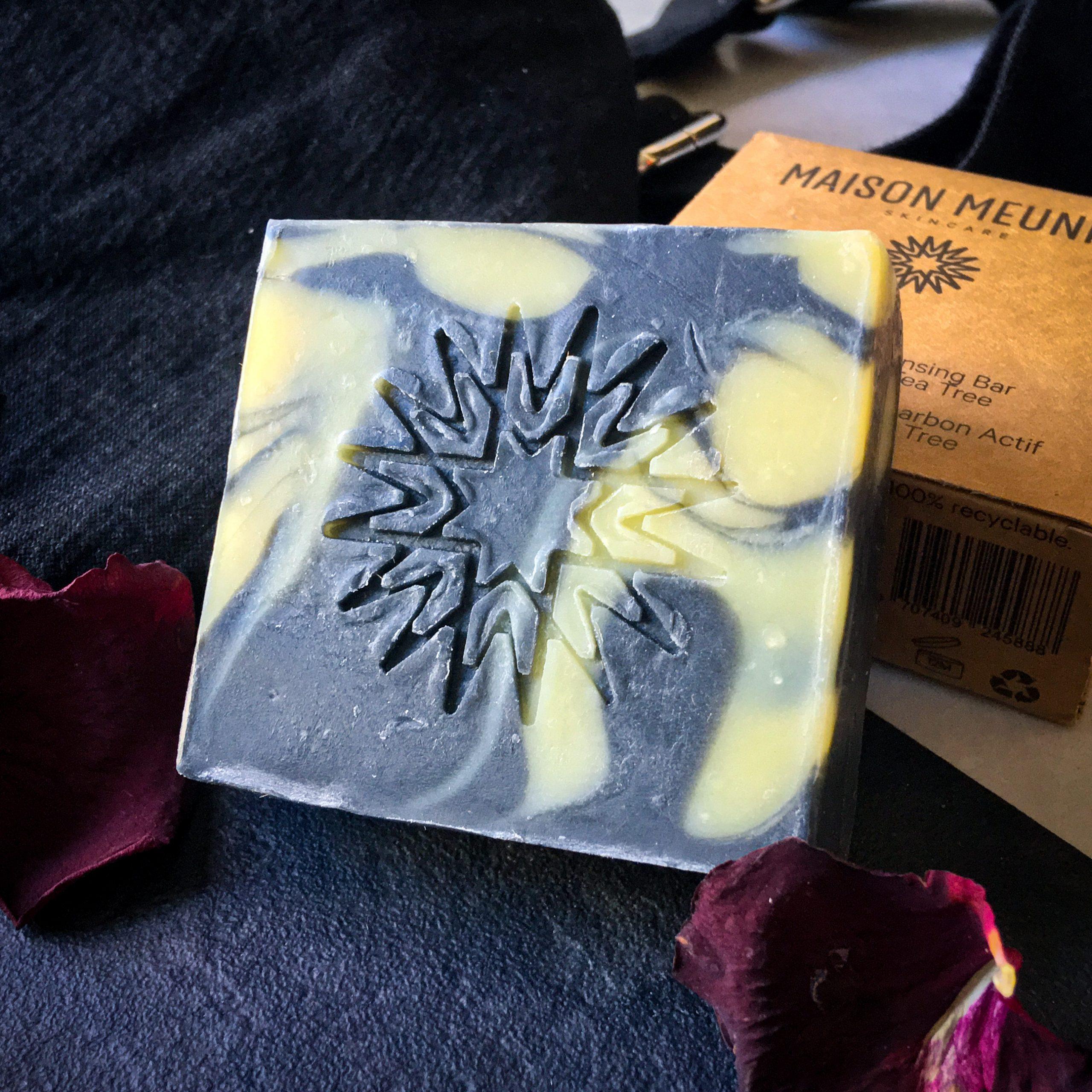 Savon au Charbon – Maison Meunier