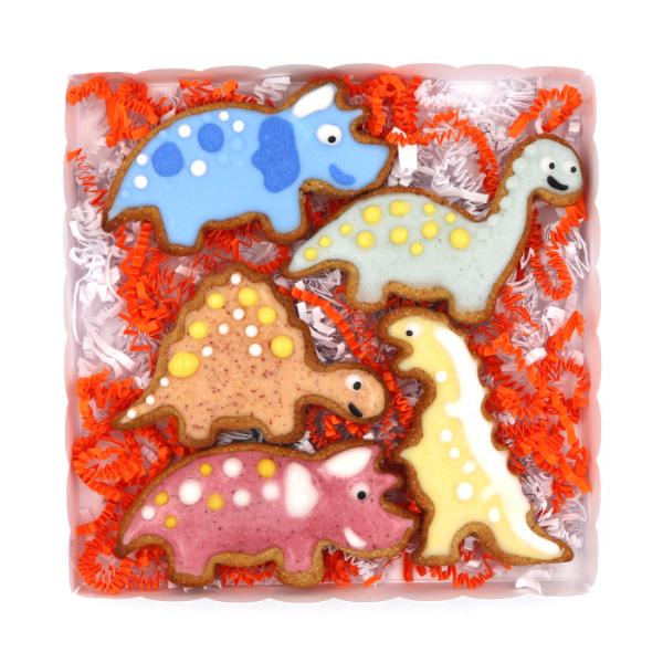 Des gâteaux décorés pour chiens